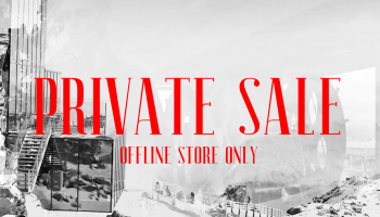 Private Sale!